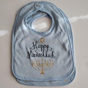 Hanukkah Bibs by Modern Baby NWOT
